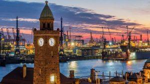 Hambourg, son histoire et ses monuments