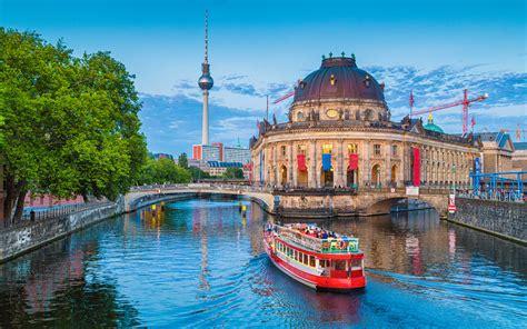 Berlin, son histoire et ses monuments