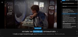 Comment continuer à apprendre l'allemand avec des séries et films ?