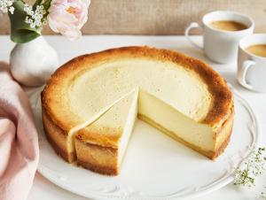 Käsekuchen / Cheesecake